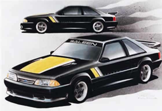 1993: Saleen SA-10
