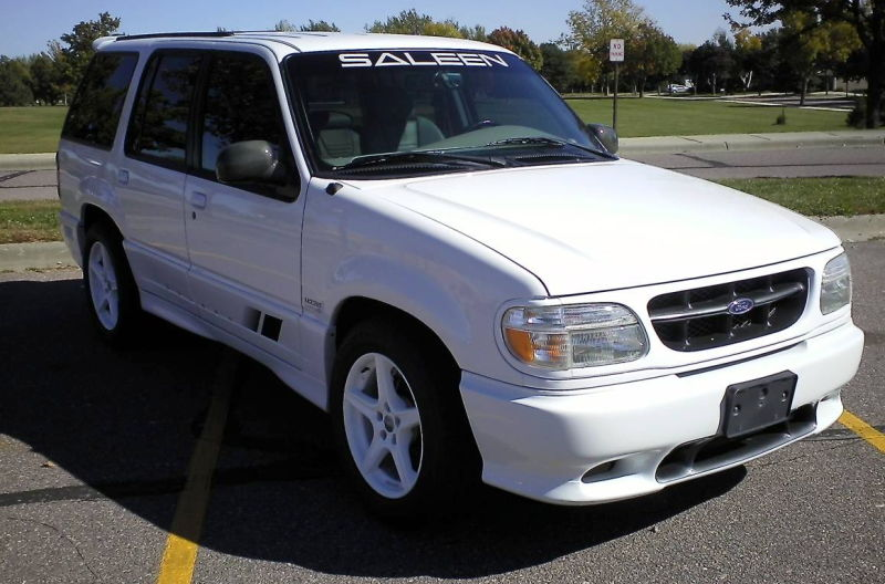 1998: Saleen Explorer XP8