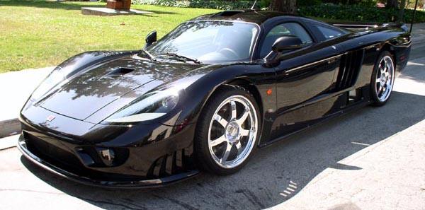 2004: Saleen S7TT
