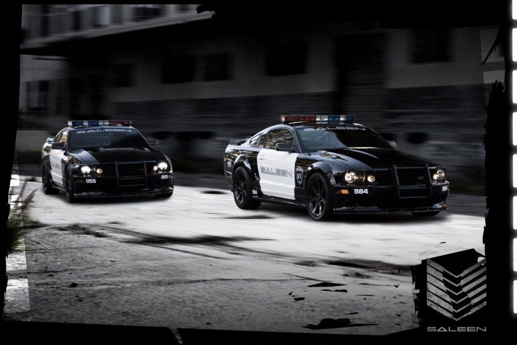 2007: S281 Mustang as Barricade