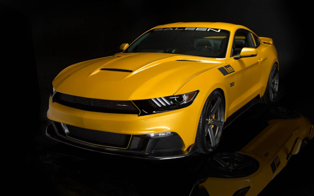 SALEEN UNVEILS A GAME CHANGER WITH THE 2015 302 BLACK LABEL