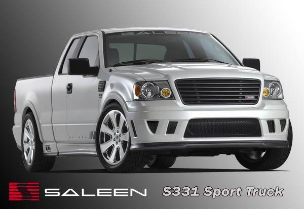 2006: Saleen S331 Sport Truck