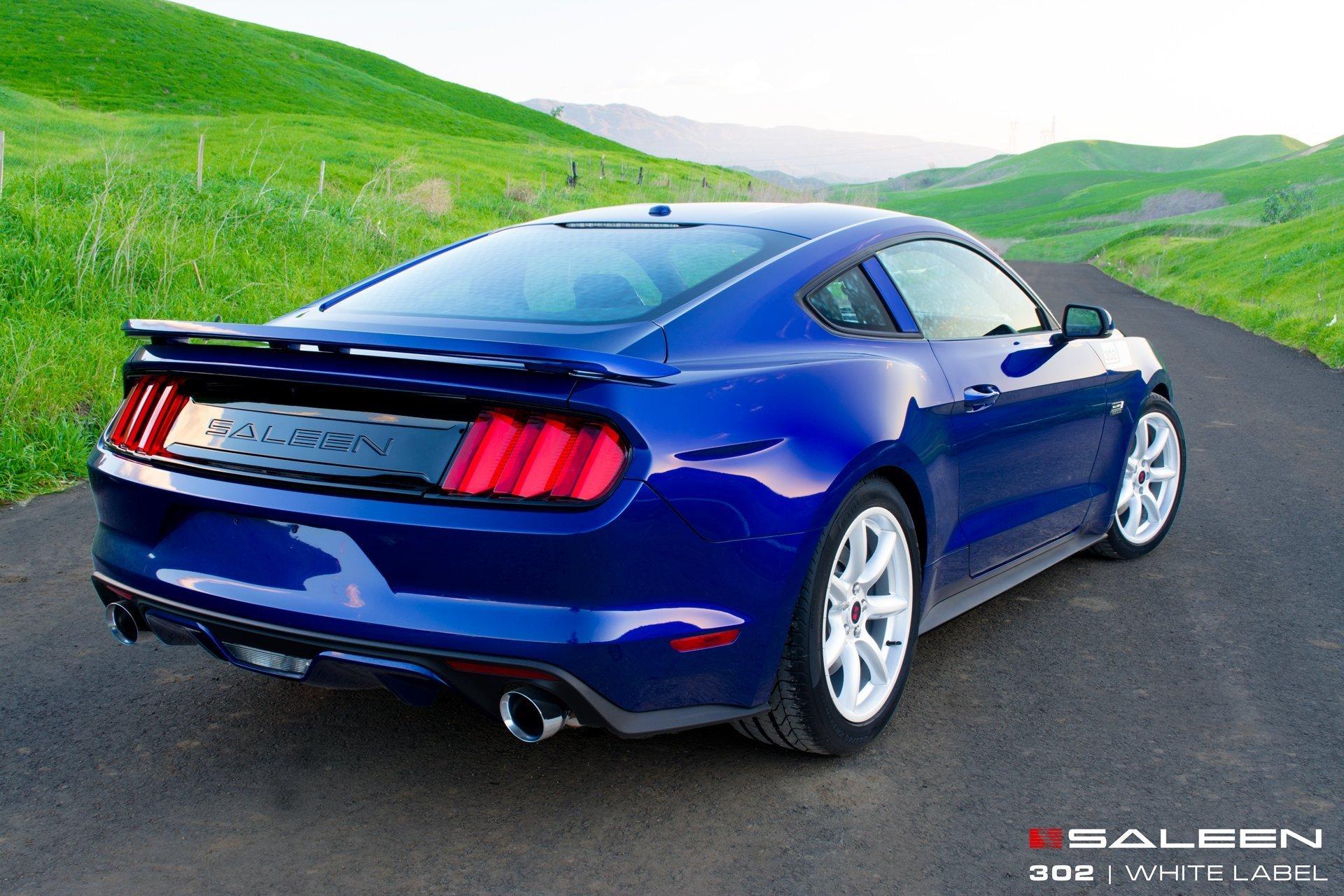 2016 Saleen Mustang >> Mustang Saleen