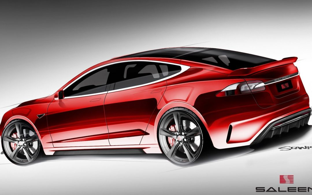 SALEEN AUTOMOTIVE UNVEILS THE SALEEN TESLA ELECTRIC PERFORMANCE SEDAN