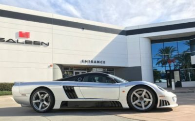 Steve Saleen Brings Back S7 Supercar With 1300 HP Le Mans Edition