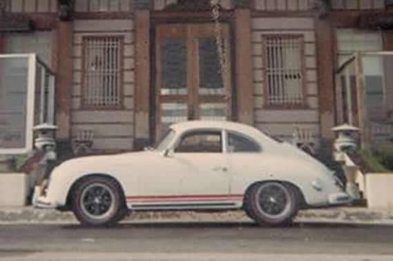 1967: Steve's Porsche