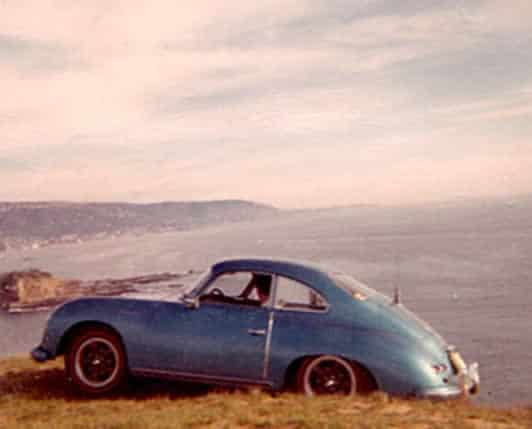 1968: Steve's Porsche Gets Painted