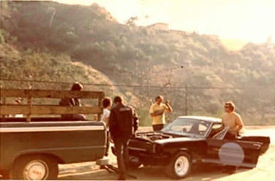 1972: Steve's Mustang Passion Expands