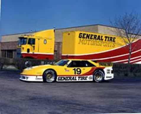 1990: Trans-Am Series
