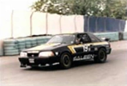 1993: Return to SCCA Competition