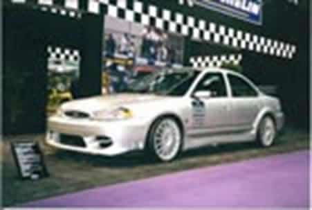 1997: Saleen Contour Concept