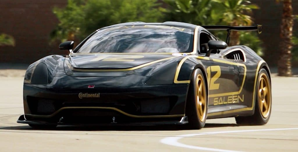 2019: Saleen debuts its Saleen Cup Racing Series.