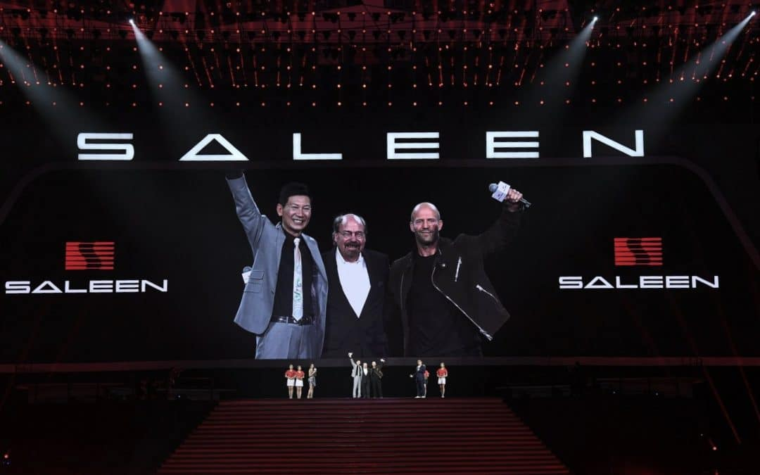 SALEEN AUTOMOTIVE EXPANDS US & GLOBAL BUSINESS WITH NEW 5-YEAR PLAN