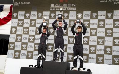 SALEEN CUP RACING SERIES  ADVANCES AT ROAD AMERICA