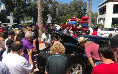 SALEEN HOSTS SEPTEMBER 14  OPEN HOUSE AND CAR SHOW EVENT