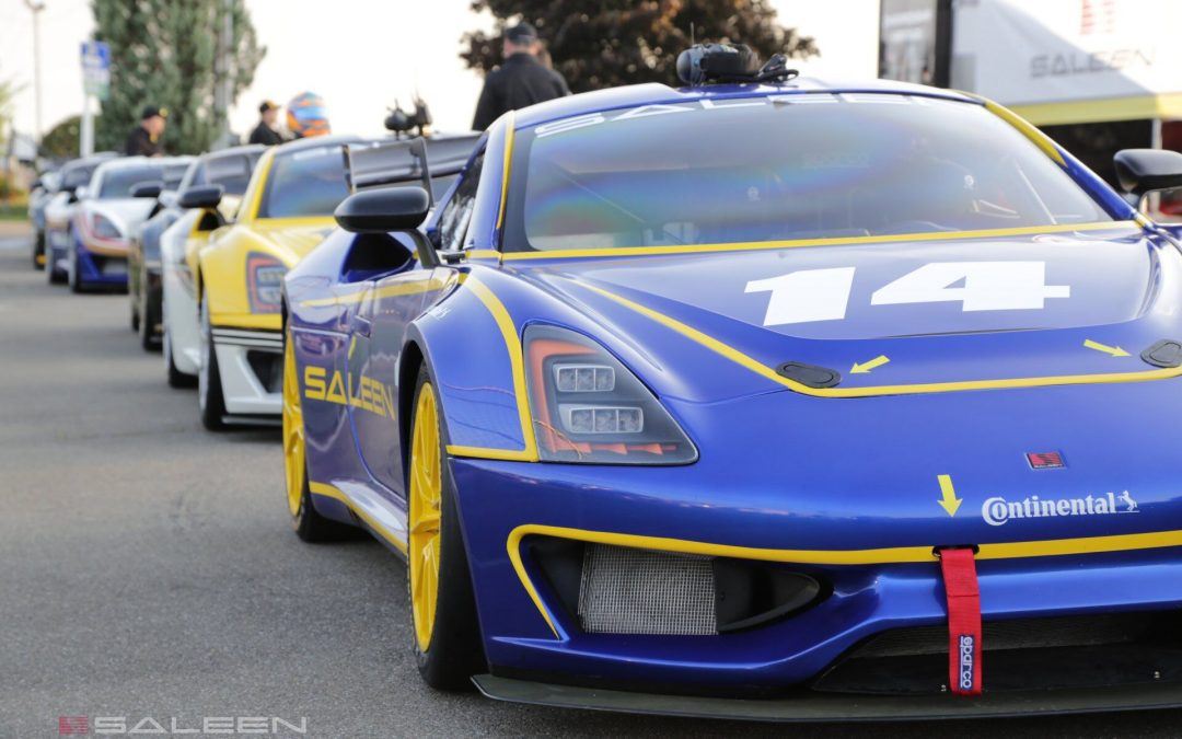 SALEEN CUP SERIES RACES ON AT WATKINS GLEN INTERNATIONAL