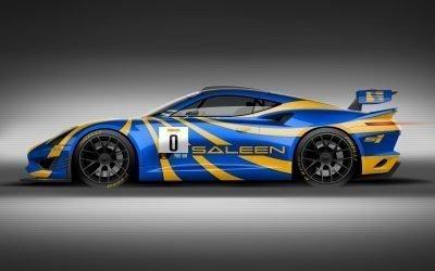 SALEEN UNVEILS GT4 CONCEPT RACE CAR
