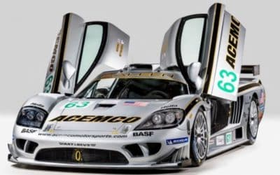 ClassicDriver: They Don't Make GT Racers like the mighty Saleen S7R Anymore