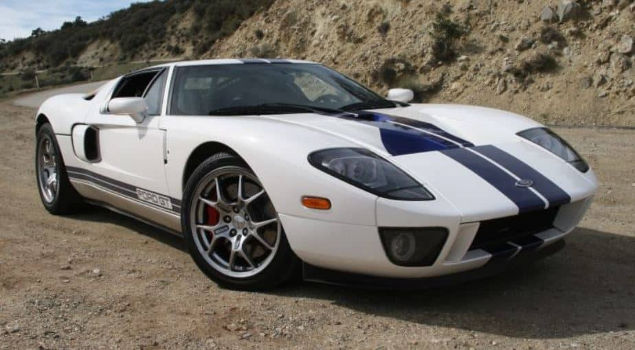 Ford Authority: How Saleen Shaped The Ford GT Supercar