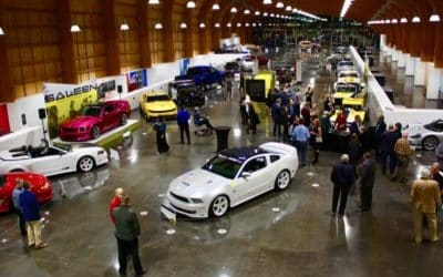 Ford Authority: Saleen Exhibit Opens At LeMay Car Museum