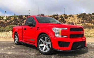 Truck Trend: 2019 Saleen Sportruck First Drive Review
