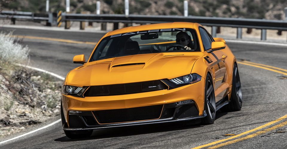 Ranking The 10 Best Saleen Mustangs — HotCars